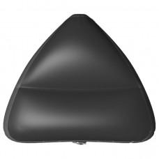 Надувное сиденье в нос лодки ARL 61х47х22 см (Черный)