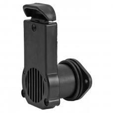 Сливной клапан NEW 22-28мм (Черный)