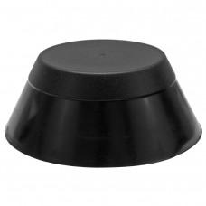 Концевики на були (тарелка) (Черный)