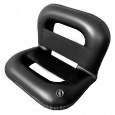 Кресло надувное №3 89х65х65 см (Черный)