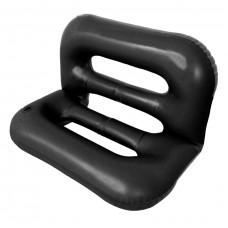 Кресло надувное №4 97х65х65 см (Черный)