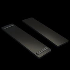 Банка на лодку ПВХ (1010/930 мм) фанера (Черный)