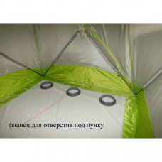 Дно гидроизоляционное ЛОТОС КУБ 210х210 с отверстиями под лунки