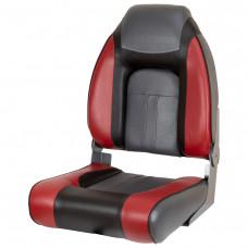 Кресло Premium Designer High Back (RCB - Красный/Графит/Черный)