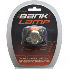 Фонарик налобный ESP BANK LAMP