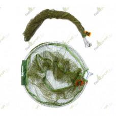 Голова для подсачека карповая Fishprofi  прорезиненная