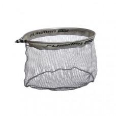 Голова подсака Flagman Grey Rubber Head Round 40x50 см