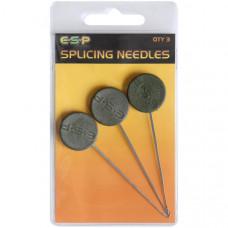 Иглы для лидкора E-S-P Splicing Needles - 3шт.