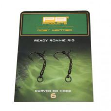 Карповый монтаж PB Products Ready Ronnie Rig / 2шт.