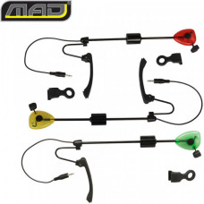 Комплект индикаторов поклевки MAD NXT MKII Illuminated 3 Set