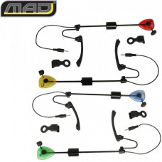 Комплект индикаторов поклевки MAD NXT MKII Illuminated 4 Set
