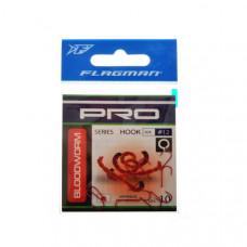 Крючки Flagman Bloodworm Pro