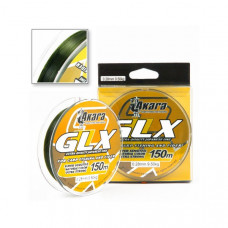 Леска Akara GLX Green