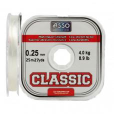 Леска ASSO Classic NEW 25m