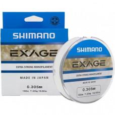 Леска SHIMANO Exage 150м прозрачная