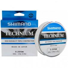Леска Shimano Technium Black 200м