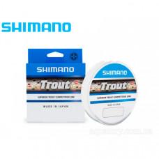 Леска Shimano Trout 150m