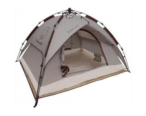 Палатка автоматическая Greenell Дерри 3