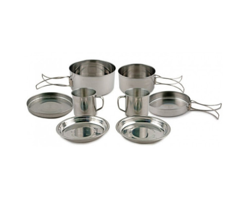 Набор посуды Comfortika Family 8 предметов