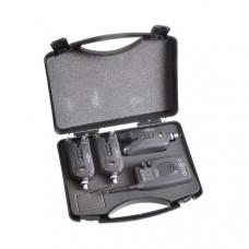 Набор сигнализаторов Carp Pro электронных Detect 9V 3+1