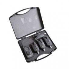 Набор сигнализаторов Carp Pro электронных Detect 9V 4+1