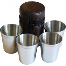 Набор стаканов походных BTrace (4шт х 175 мл)
