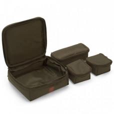 Набор сумок для аксессуаров AVID CARP TUNED Pouch Set 4