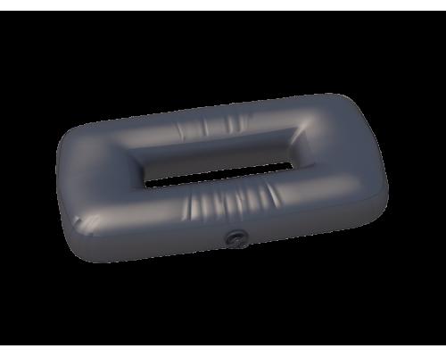 """Сиденье надувное """"овал"""" №4 95х45х22 см (Камо)"""