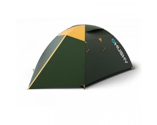 Палатка HUSKY BOYARD Classic 4, темно-зеленый