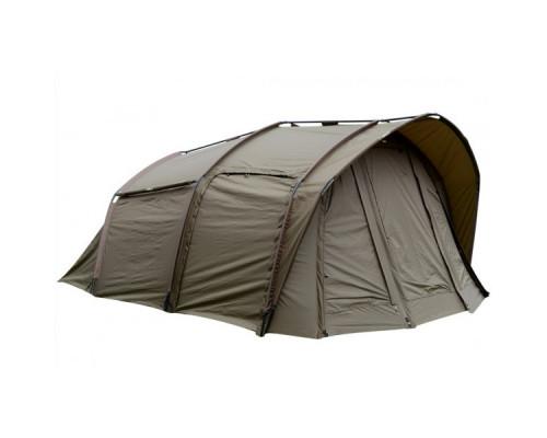 Палатка карповая двухместная с коконом FAITH COLOSSUS Bivvy - 420x315x190cm - 23kg