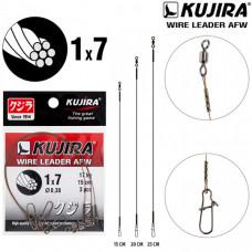 Поводок Kujira 1х7 AFW (3 шт.)