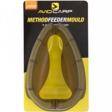Пресс-форма для кормушки AVID CARP Method Feeder Mould - LARGE