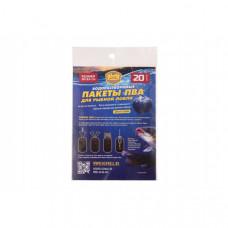 ПВА пакеты Hoxwell HL 05 (10x16см 20 шт)