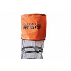 Садок прорезиненный для рыбалки Аргентум Fishing 3 метра круглый d=45 см