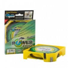 Шнур Power Pro Hi-Vis Yellow 92 м