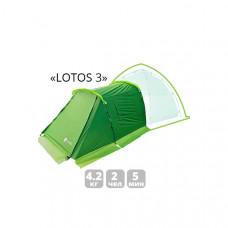 Спальная палатка ЛОТОС 3 Саммер