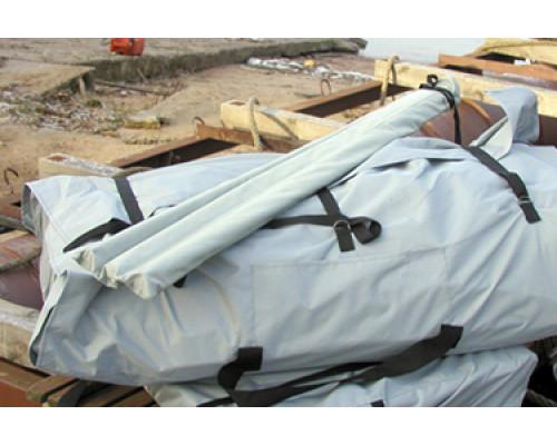 Сумка для переноски лодки 420 большая (Черный)