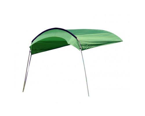 Тент HUSKY CARAVAN Shelter 1, зеленый