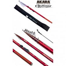 Удилище болонское Akara Optima Сompact TX30