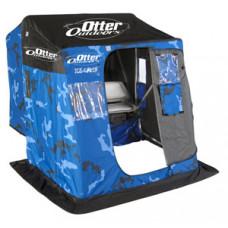 Утепленная тент-палатка для саней Magnum Ice Camo (2446)