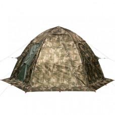 Всесезонная универсальная палатка ЛОТОС 5У с утепленным внутренним тентом
