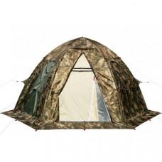 Всесезонная универсальная палатка ЛОТОС Шторм 5У с утепленным внутренним тентом