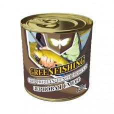 Зерновой микс Greenfishing - Карп Карась Линь 430 мл.